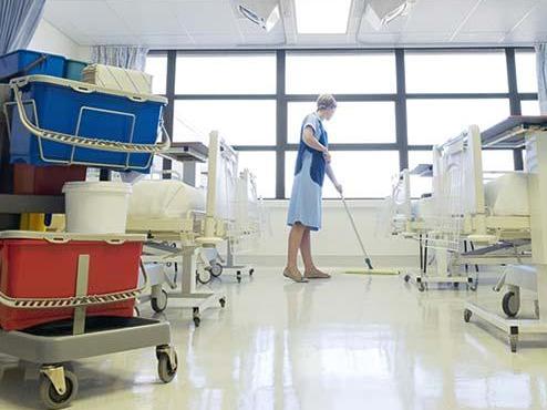 hastane temizlik şirketi